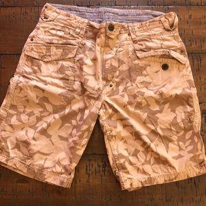 J.C. RAGS mens shorts size 30